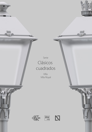 The Villa and Villa Royal series have already got the N, ENEC and CB certificates, for both discharge and LED versions.