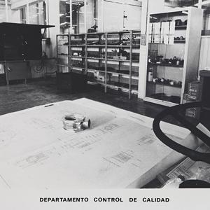 Departamento de Calidad, 1975.