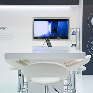 In ATP's stand you can find the most advanced LED lighting solutions, with all the unique characteristics of the brand.