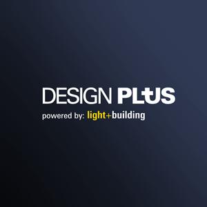 Emblema del Design Plus 2018, premio otorgado a los productos más innovadores de la muestra internacional Light+Building (Luminaria Aire®, ATP Iluminación).