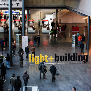 Light+Building 2020 will bring together more than 220,000 visitors and over 2,700 international exhibitors.