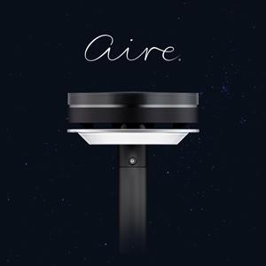 La luminaria de alumbrado exterior LED Aire® ha sido concebida para maximizar las ventajas de la tecnología de diodos y eliminar sus inconvenientes.