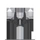 BS-70 Adosado Apoyado Doble
