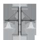 BG-60 Adosado Suspendido Doble