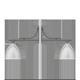 FC-100 Adosado Suspendido Doble