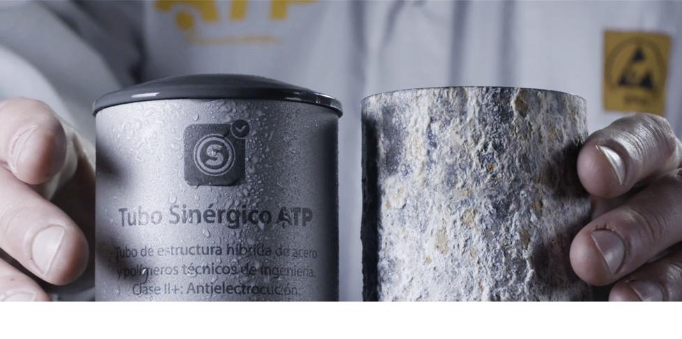 Materiales ATP inmunes a la corrosión