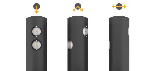 3 Distribuciones Lumínicas