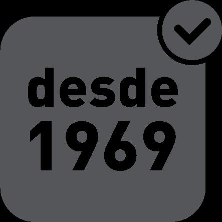 Desde 1969