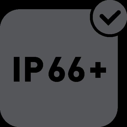 IP66+ Hermeticidad Integral