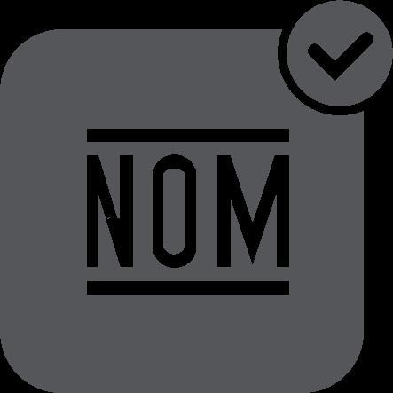 Certificación NOM