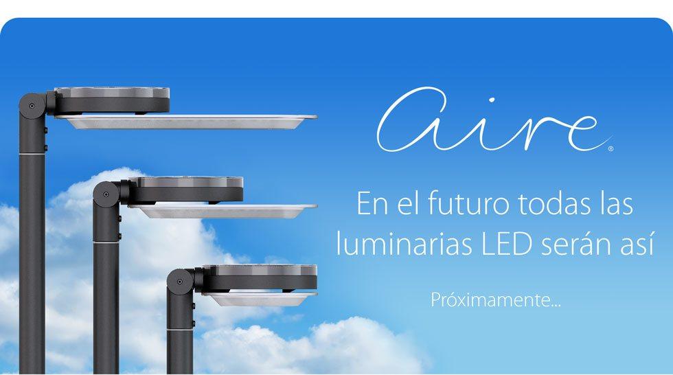 Alumbrado p blico atp iluminaci n for Luminarias de exterior led